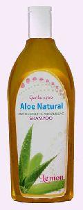 Aloe Natural Shampoo With Lemon