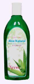 Aloe Natural Shampoo With Neem