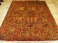 Kashmiri Silk Carpet (150-150)