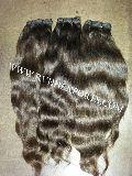 Natural wavy human hair Extension