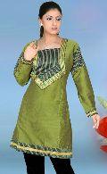 Designer Silk Kurti