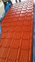 Red Roofing Sheets
