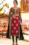 Velvet Salwar Kameez