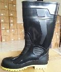 Steel Toe PVC Safety Gumboots