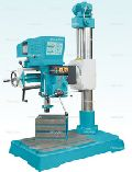 Back Geared Auto Feed Radial Drill Machine