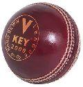 Leather Cricket Ball (V Key-2000)