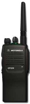 Motorola GP328 VHF Walkie Talkie