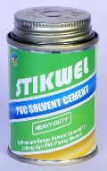 Stikwel PVC Solvent Cement
