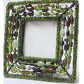 Beaded Picture Frame Pfz-0219