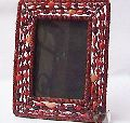 Beaded Picture Frame Pfz-0228