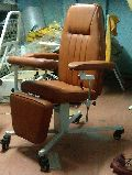 Manual Phlebotomy Chair (K2G - S.F)