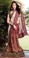Gorgeous Wedding Lehenga Saree