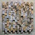 Brown Bidasar Mosaic, Natural Stone, Oman Marble