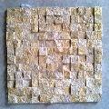 Ita Gold Mosaic, Flory Gold Marble, Natural Stone