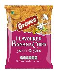 Flavored Banana chips - Sweet & Sour