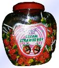 Strawberry Flavour Lollipop