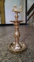 Brass Ornamental Table Lamp