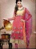 Anarkali Designer Georgette Salwar Kameez Dress Materials