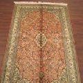 Kashmiri Handmade Staple Silk Carpets