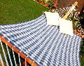 Quilted Hammock-Checkered Pattern