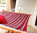 Quilted Hammock-Crimson Red