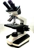 Deluxe Binocular Coaxial Microscope