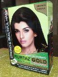 Mumtaz Gold Brown Henna Hair Color