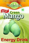 Instant Green Mango Drink Mix