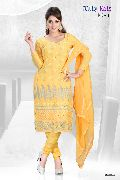 Fancy Georgette Embroidered Suits