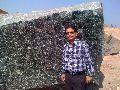 Green Pista Granite Stones