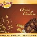 Choco Cashew Biscuit