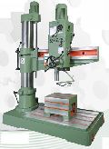 Heavy Duty Geared Radial Drilling Machine