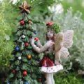 christmas items garden items