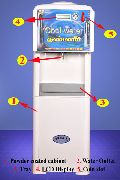 Cool Coin Water Vending Machine