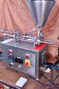 Semi Automatic Syringe Filling Machine