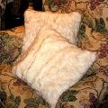 Fox Faux Fur Pillow Cover