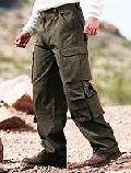 Cotton Cargo Pants-sci- 782 / 06