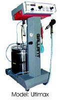 Manual Series Powder Coating Machine