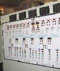 Control Panel, Control Relay Mimic Panel