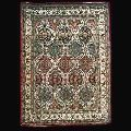 Hand Knotted Kashan Carpets- Psc-460