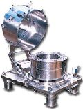 Bag Lifting Type Four Point Suspended Centrifuge