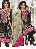 Cotton Anarkali Suits