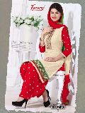 Jacquard and Booti with Embroidery Suit