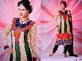 Designer Anarkali Straight Suit