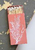 fancy wooden matches