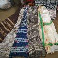 Hand Block Printed Chanderi Cotton Sarees