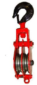 Wire Rope Pulley Double Type