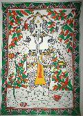 Lord Ganesh Madhubani Paintings