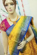 Art silk Kanchipuram grand sarees