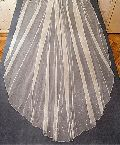 Plain Bridal Veil